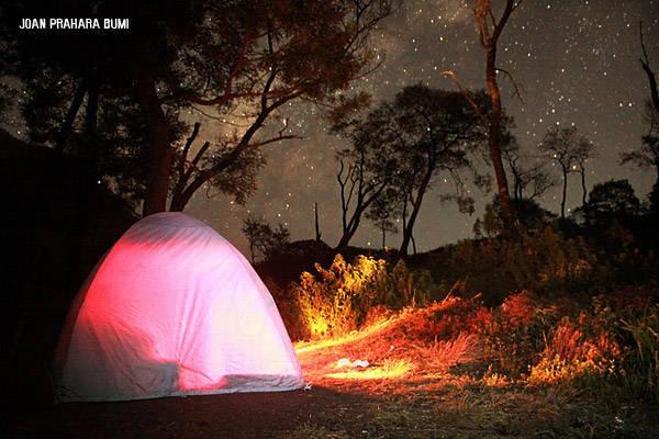 "6a - Camping Ceria : Sowan ke Rumah Sang ""IBU"""