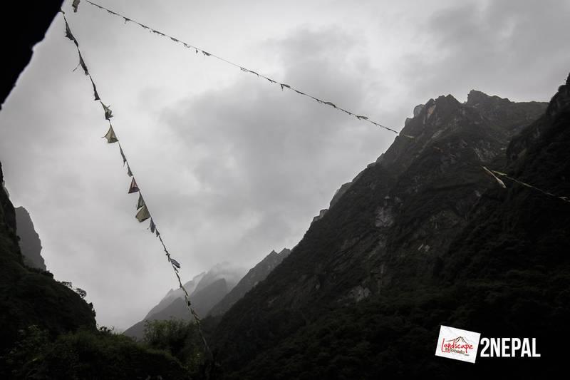 annapurna basecamp 10 - Annapurna Basecamp hari keenam : Bamboo - Himalaya Hotel