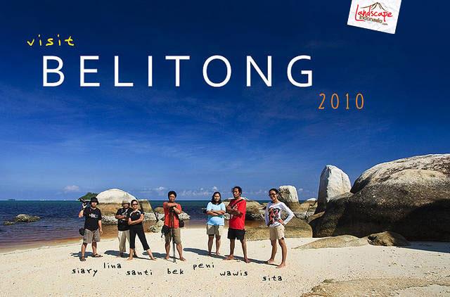 visit belitong 2010