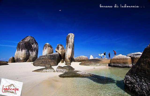 belitung 06 - Belitong, Surga buat pencinta pantai !!