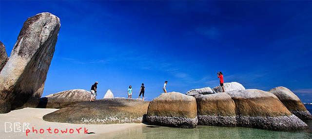 belitung 08 - Belitong, Surga buat pencinta pantai !!