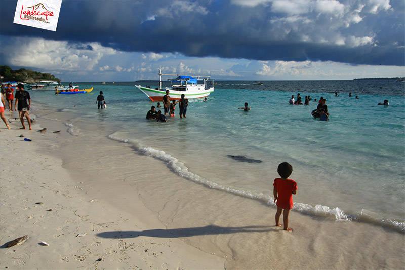 bira pantai wisata dan keluarga