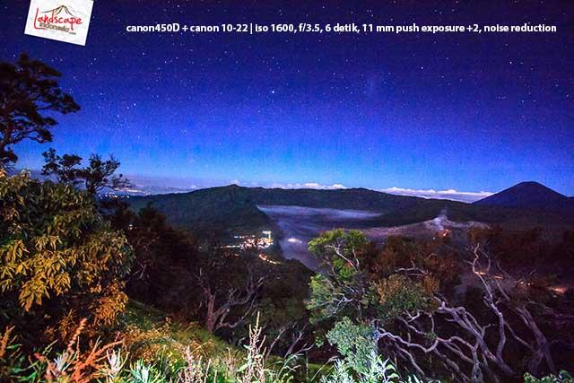 bromo 7588 2 tn - Iseng Editing Foto Hasil 450D + iso 1600, underexposure lagi :p