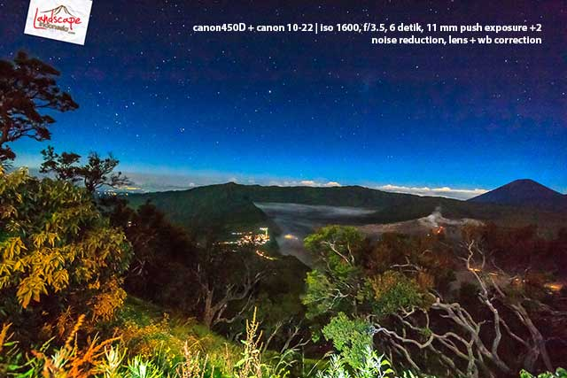 bromo 7588 3 tn - Iseng Editing Foto Hasil 450D + iso 1600, underexposure lagi :p
