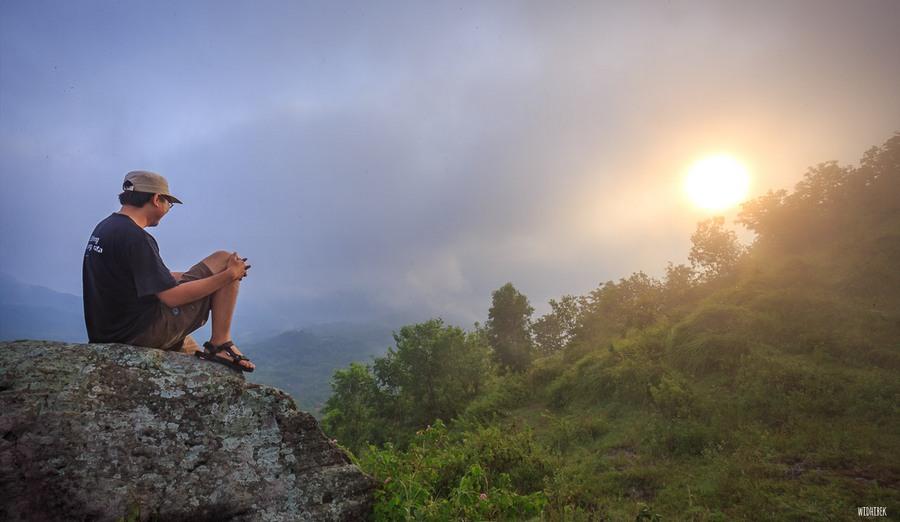 bukit cumbri 2 - Menikmati Pagi di Atas Bukit Cumbri
