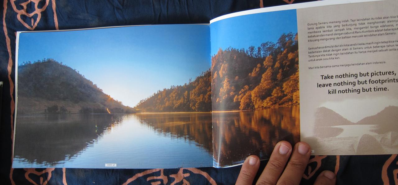 cephoo IMG 7858 - buku SEMERU : Kembali Kutemukan Jejak Mu di Mahameru