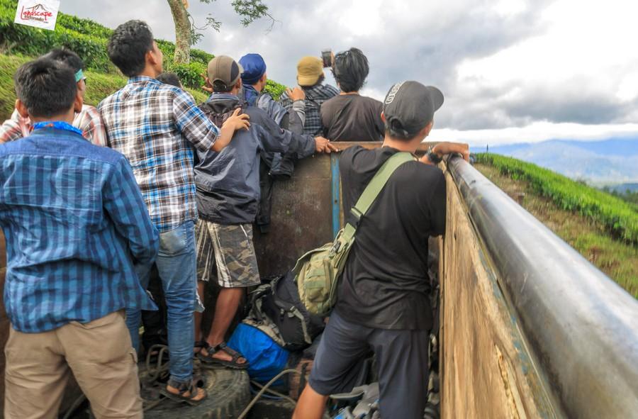 dempo 3 - [Gunung Dempo #1] Menuju Kampung 4