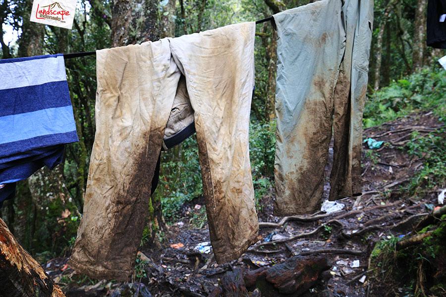 dempo 5 8 - [Catper Dempo #5] Pos 2, Tempat Peristirahatan Penuh Sampah
