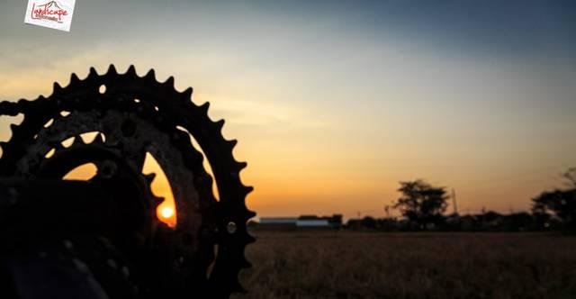 gowes 9022 tn - Merangkai pagi dengan Sepeda
