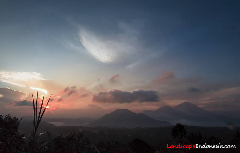 gunung gn agung bali - Indonesia - Ring of Fire