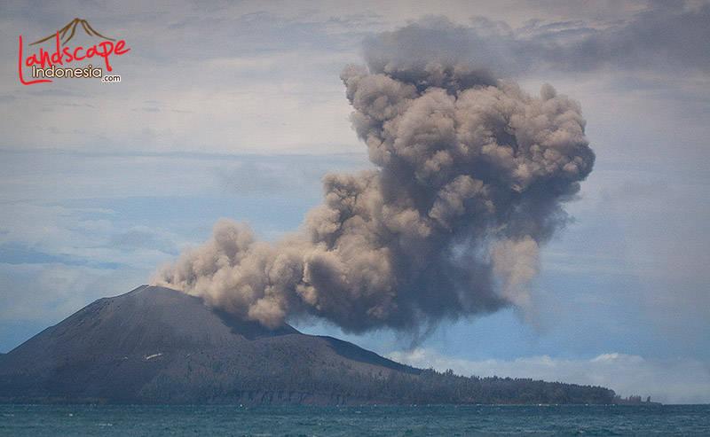 gunung krakatau 030 - Indonesia - Ring of Fire