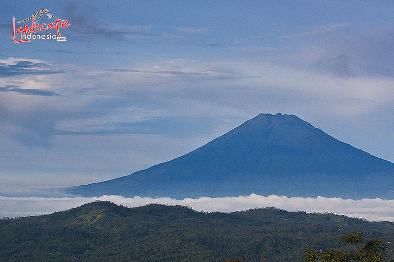 gunung sumbing - Indonesia - Ring of Fire