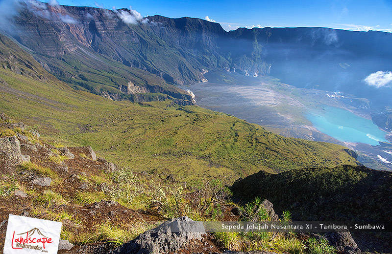 gunung tambora 21 - Indonesia - Ring of Fire