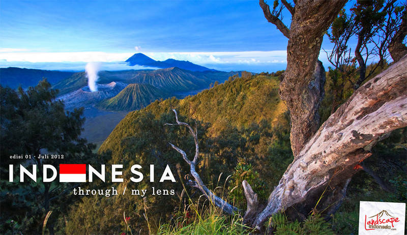 Indonesia Through My Lens edisi 1