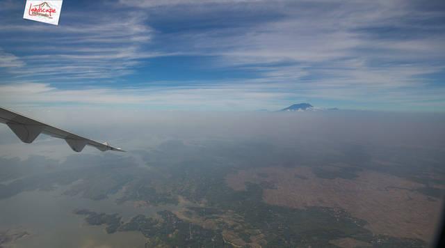 jawa dari udara 2 - Menikmati Jawa dari Udara