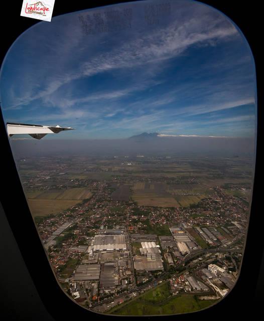 jawa dari udara 3 - Menikmati Jawa dari Udara