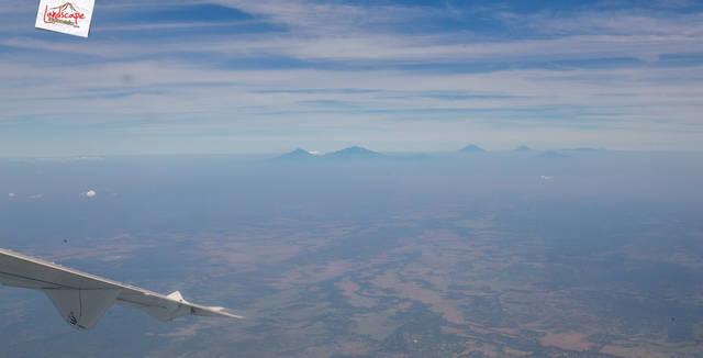 jawa dari udara 5 - Menikmati Jawa dari Udara