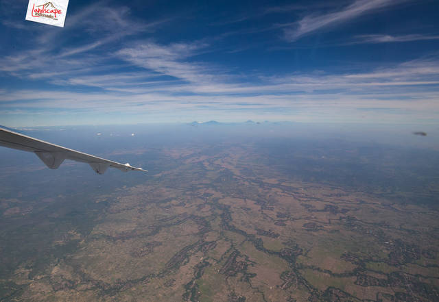 jawa dari udara 6 - Menikmati Jawa dari Udara