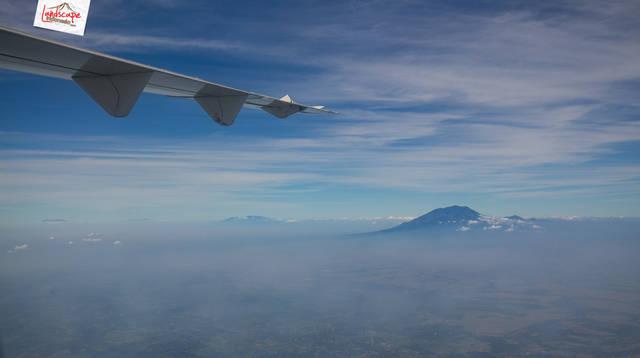 jawa dari udara 8 - Menikmati Jawa dari Udara