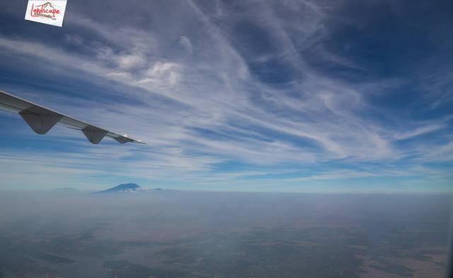 jawa dari udara 9 - Menikmati Jawa dari Udara