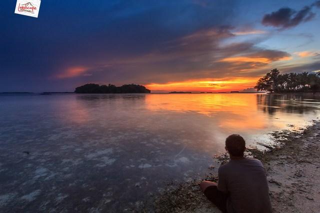 kemping pulau seribu 3 - [on progress] Ebook : Sejenak Melupakan Rutinitas