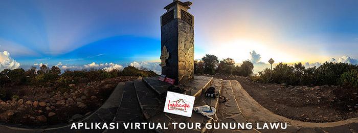 lawu 360 - Aplikasi Android dari Landscape Indonesia