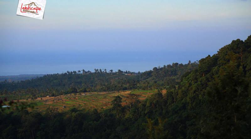 lombok explore chapter2 06 - Senaru Lombok - segaranya kaki gunung Rinjani