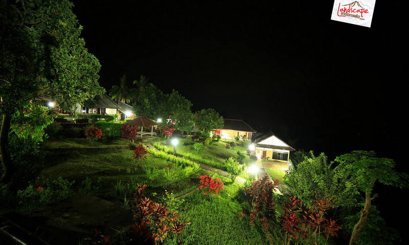 lombok explore chapter2 12 - Senaru Lombok - segaranya kaki gunung Rinjani