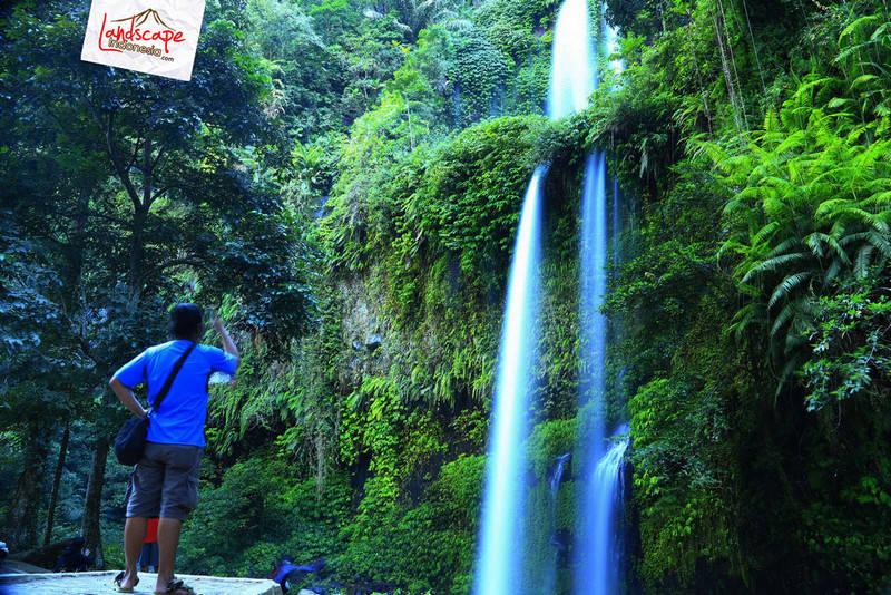 lombok explore chapter3 08 - Tiu kelep waterfall - Explore Lombok 2013 (3)