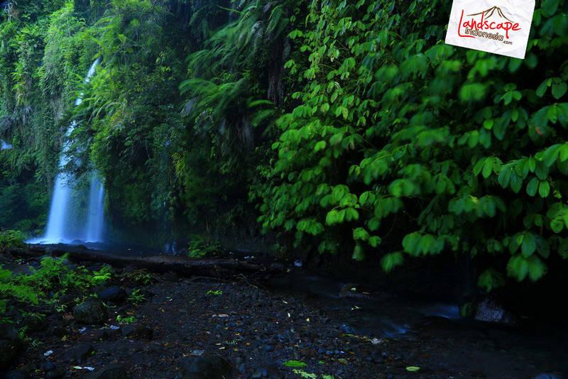 lombok explore chapter3 10 - Tiu kelep waterfall - Explore Lombok 2013 (3)