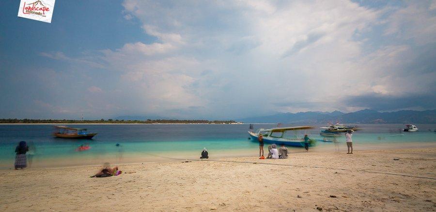 lombok pesonaIndonesia 4 - Sesaat Lupakan waktu di Gili Trawangan