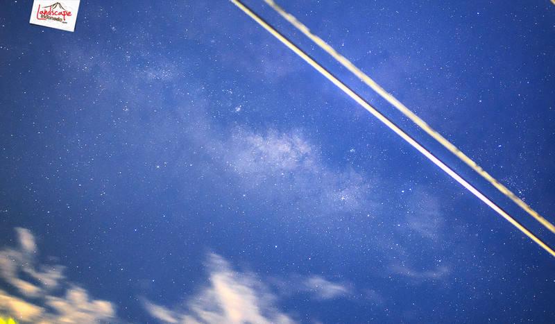 memotret milkyway 1 - Memotret Milky Way di depan rumah