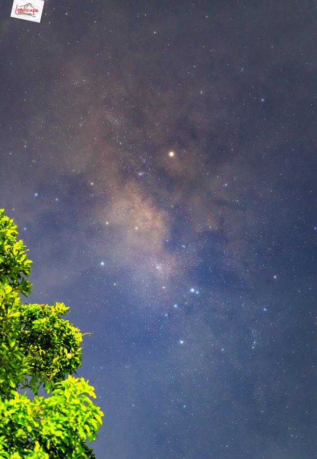 memotret milkyway depan rumah 2 - Memotret Milky Way Depan Rumah? Siapa Takut