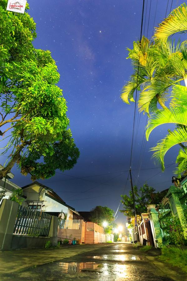 memotret milkyway depan rumah 4 - Memotret Milky Way Depan Rumah? Siapa Takut