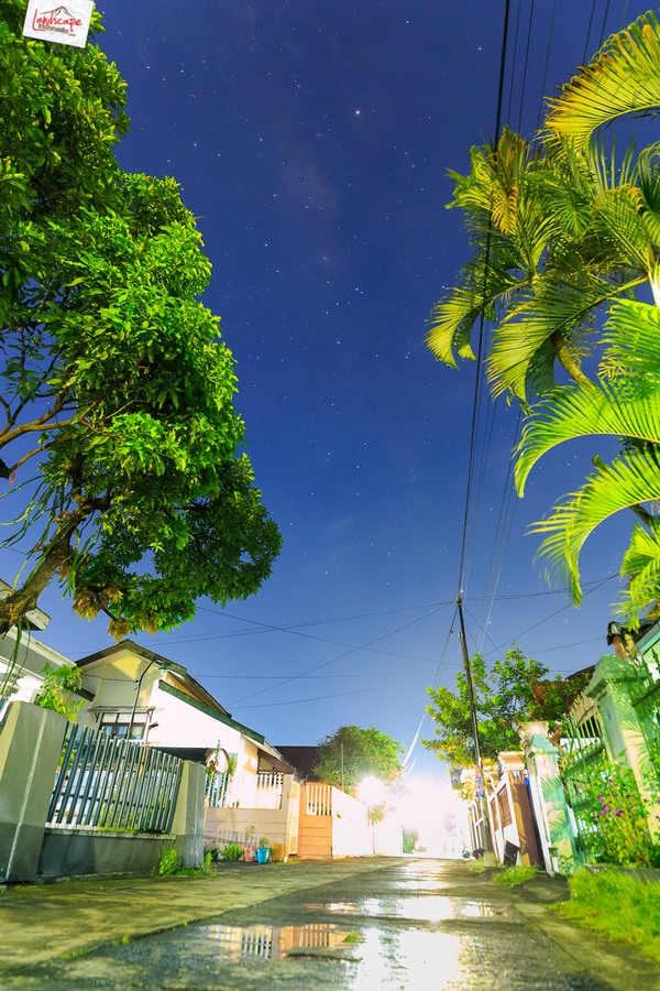 memotret milkyway depan rumah 5 - Memotret Milky Way Depan Rumah? Siapa Takut