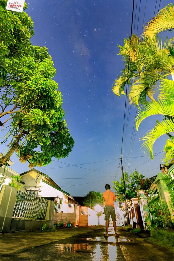 memotret milkyway depan rumah 9 - Memotret Milky Way Depan Rumah? Siapa Takut
