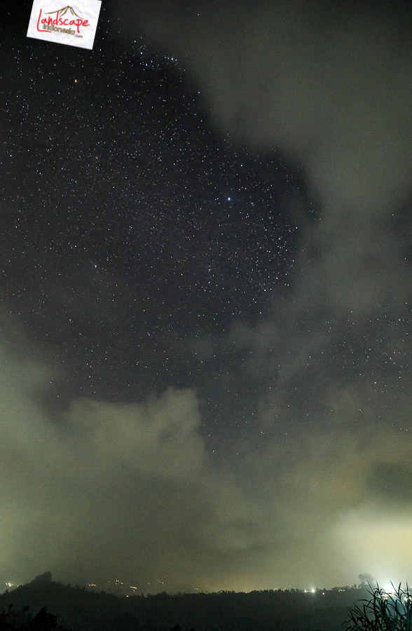 mendung magelang 4 - Malam berkabut di Magelang