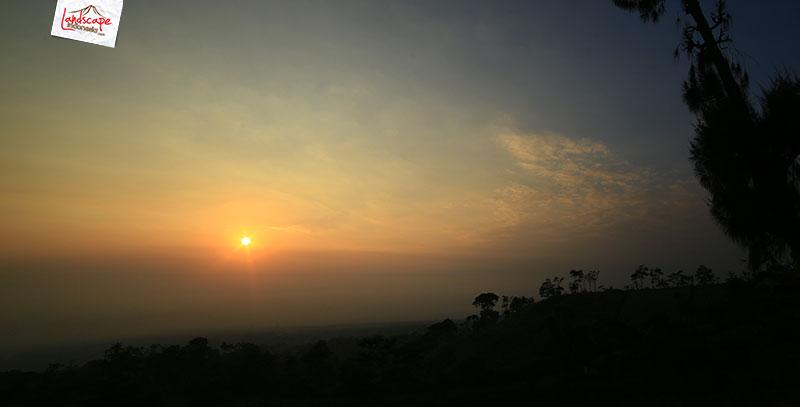 menyapa pagi selo 02 - Menyapa pagi di Selo