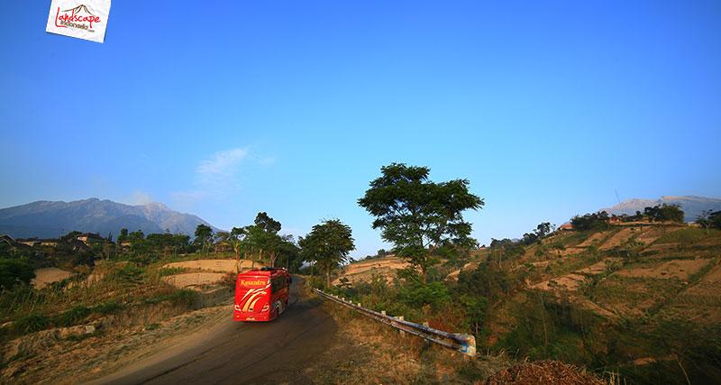 menyapa pagi selo 04 - Menyapa pagi di Selo