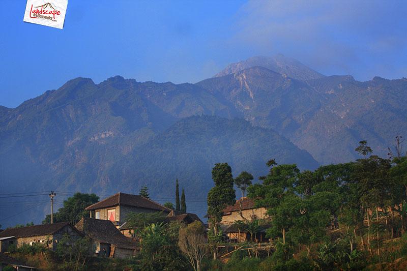 menyapa pagi selo 06 - Menyapa pagi di Selo