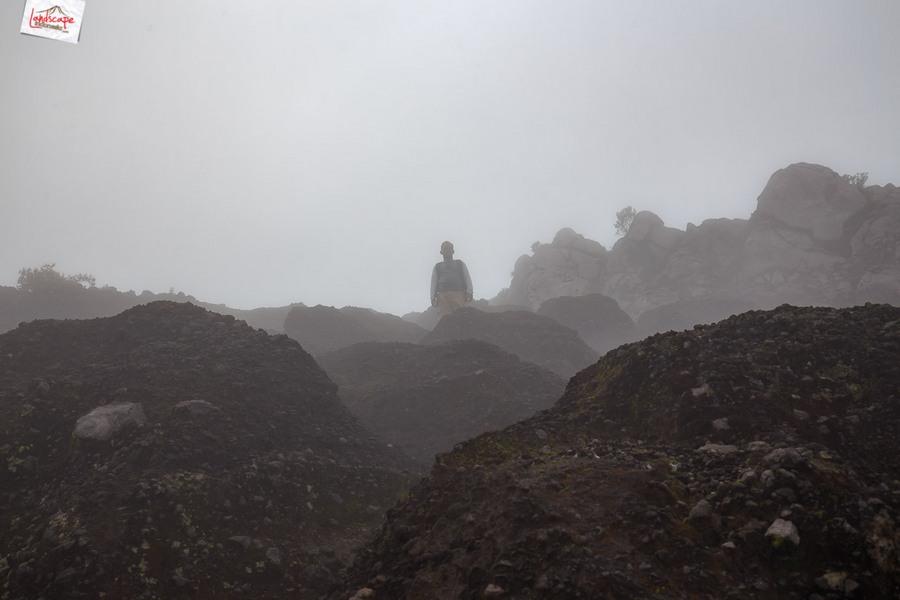 merapi 17 - 12 jam di Gunung Merapi (virtual tour 360)