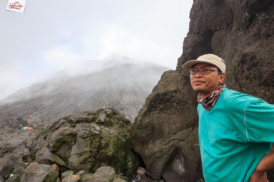 merapi 23 - 12 jam di Gunung Merapi (virtual tour 360)