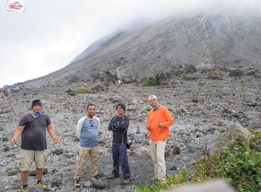 merapi 27 - 12 jam di Gunung Merapi (virtual tour 360)