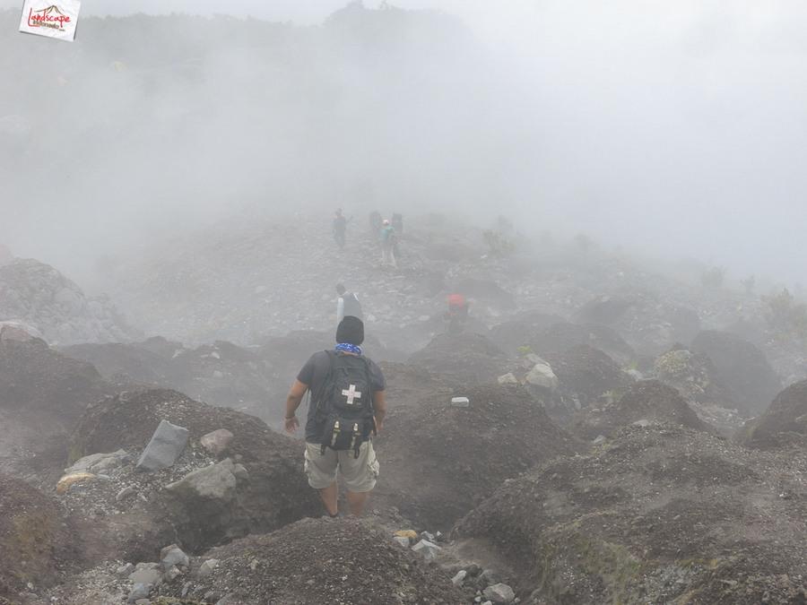 merapi 28 - 12 jam di Gunung Merapi (virtual tour 360)