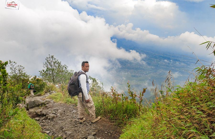 merapi 30 - 12 jam di Gunung Merapi (virtual tour 360)
