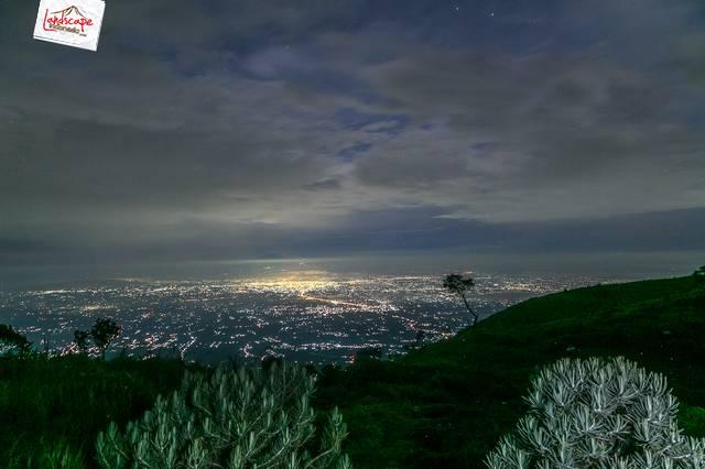 merbabu 05 - Indahnya Merbabu di waktu malam