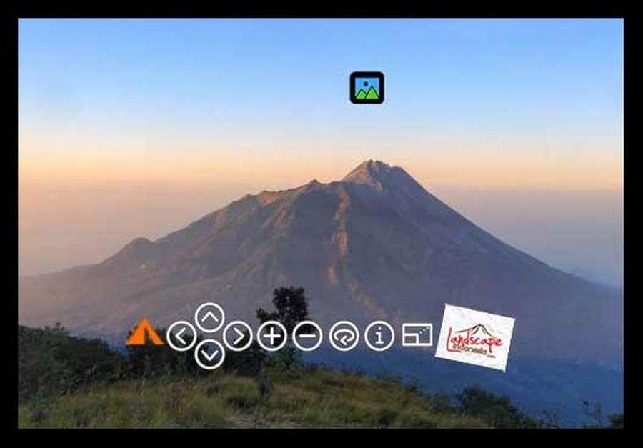 merbabu virtual tour 4 - Merbabu jalur Suwanting - Virtual Tour [Android]