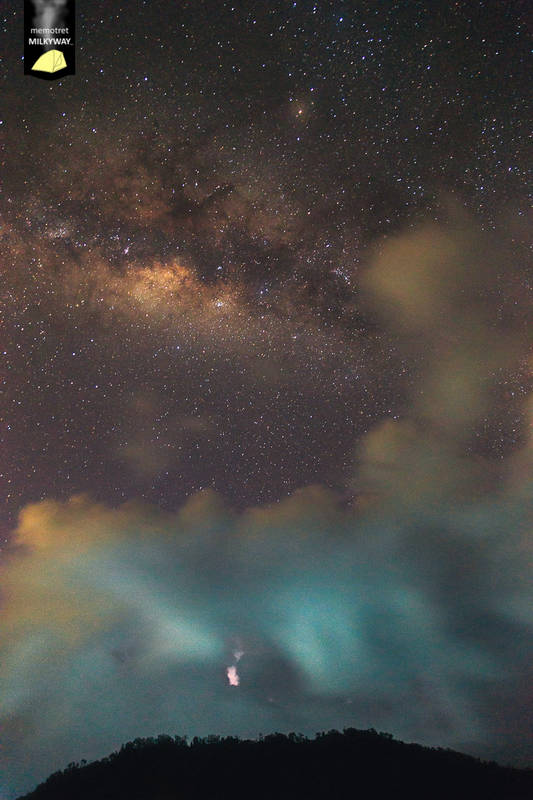 milkyway bimasakti 5 - Keindahan Milky Way di Indonesia