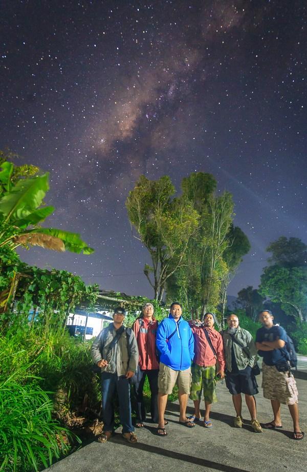 milkyway cepogo 5 - Milky Way di antara Candi Lawang