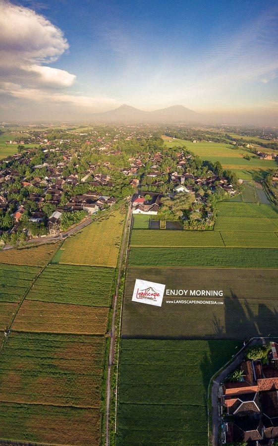 pagi drone landscapeindonesia 1 - Selamat Pagi Indonesia